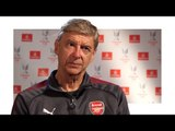 Arsene Wenger Previews The Emirates Cup