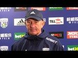 Tony Pulis Full Pre-Match Press Conference - West Brom v West Ham - Premier League