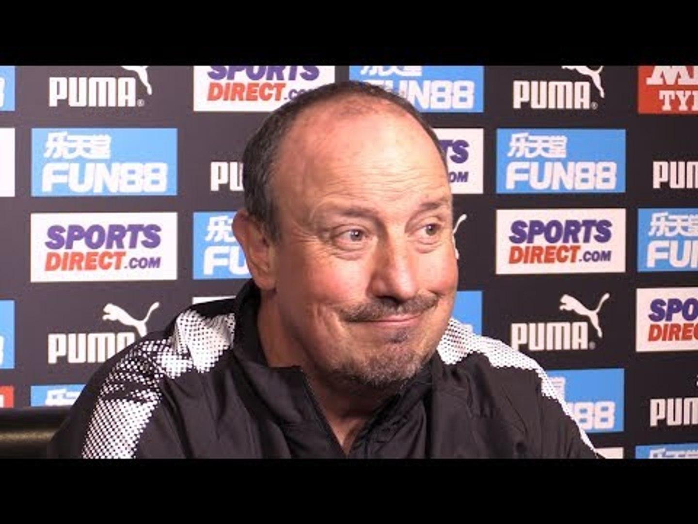 Rafa Benitez Full Pre-Match Press Conference - Brighton v Newcastle - Premier League