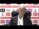 Southampton 0-1 Manchester United - Jose Mourinho Full Post Match Press Conference - Premier League