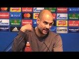 Manchester City 2-1 Napoli - Pep Guardiola Full Post Match Press Conference - Champions League