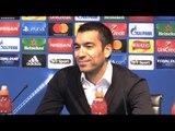 Manchester City 1-0 Feyenoord - Giovanni van Bronckhorst Full Post Match Press Conference