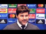 Tottenham 3-0 APOEL Nicosia - Mauricio Pochettino Post Match Press Conference - Champions League