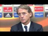 Celtic 1-0 Zenit St Petersburg - Roberto Mancini Full Post Match Press Conference - Europa League