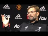 Manchester United 2-1 Liverpool - Jurgen Klopp Full Post Match Press Conference - Premier League