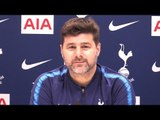 Mauricio Pochettino Full Pre-Match Press Conference - Chelsea v Tottenham - Premier League
