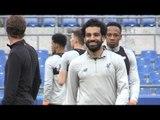 Liverpool Players Train At Stadio Olimpico Ahead Of Roma Champions League Semi-Final Clash