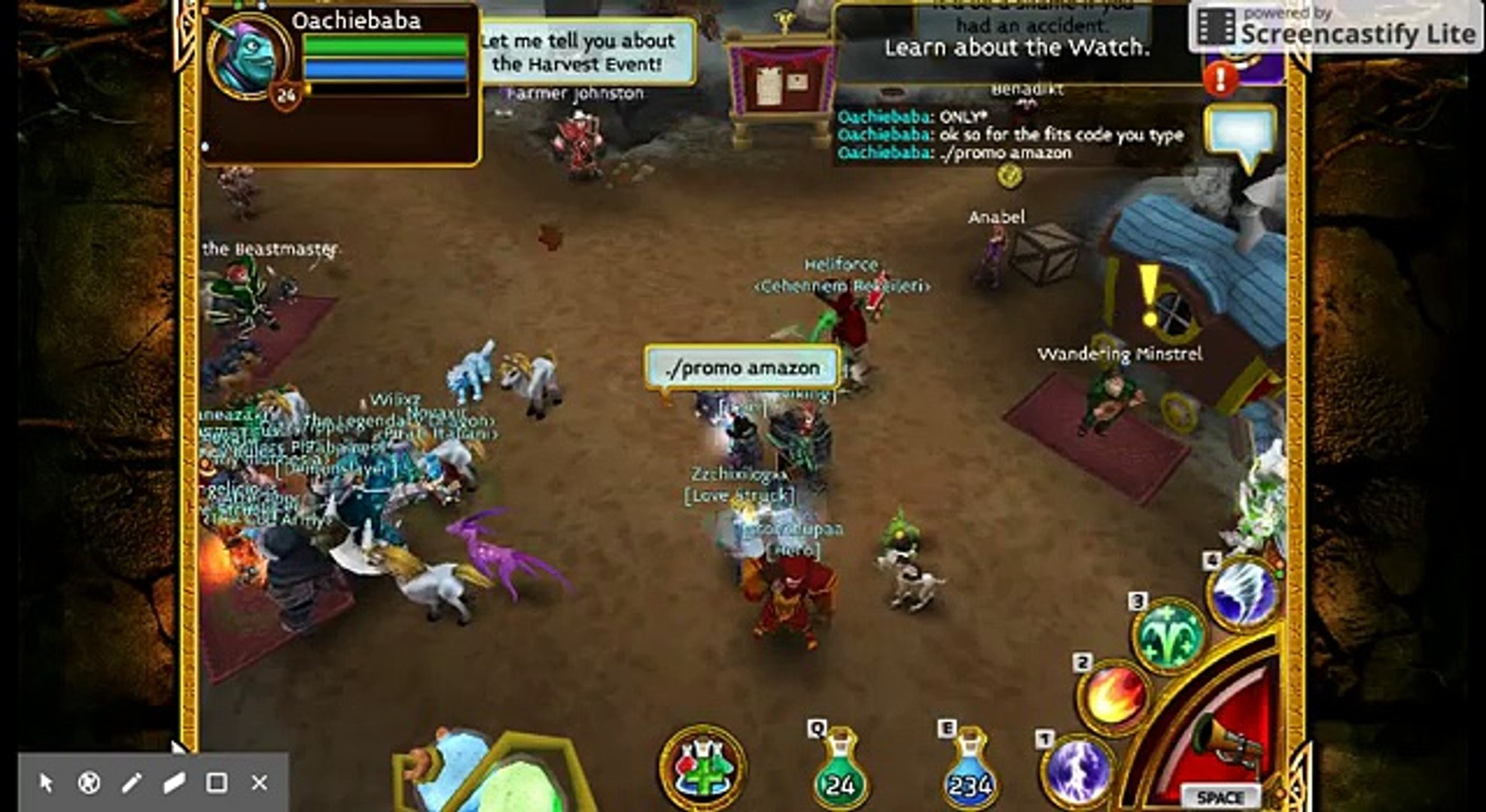 ARCANE LEGENDS ALL PROMO CODES(SORCERERS ONLY)