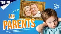Top 5 des trucs que t'as pas envie de savoir sur tes parents, vraiment pas.