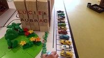 Défi scientifique du Vaucluse - Robot conteur - Ecole Lucie Aubrac de Monteux - CP CE - Robotimi à l'école