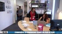 À Marseille, le Coworking séduit de plus en plus