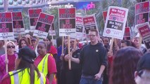 Thousands of Las Vegas casino workers may strike
