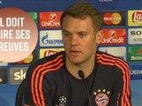 Si Neuer joue contre l'Autriche, il ira en Russie