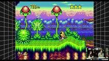 [GK Live replay] On retombe en enfance avec la collection SEGA Mega Drive classics