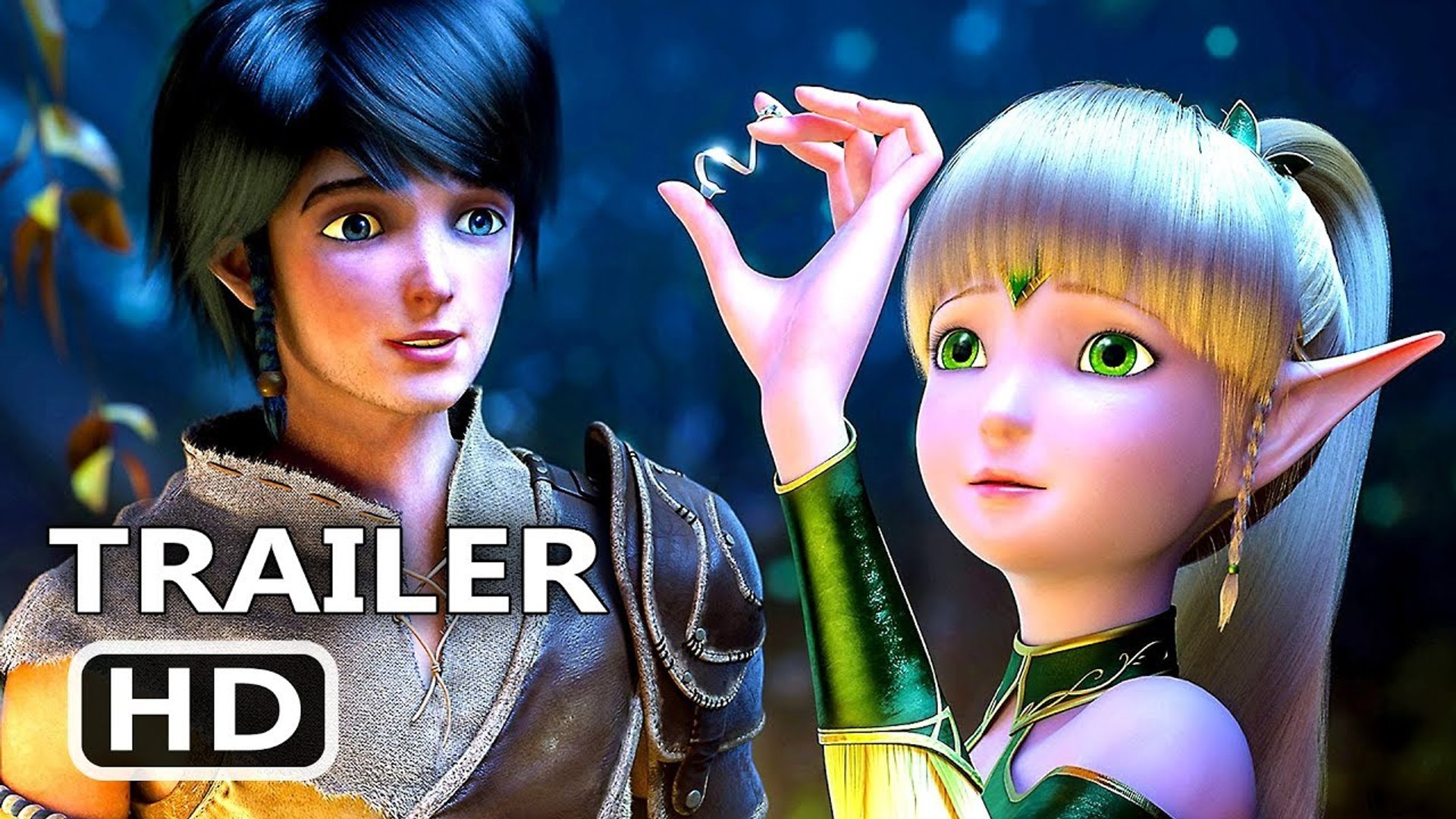 Throne Of Elves Official Trailer Video Dailymotion