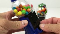 Gumball Machines!!! Candy Machines Gum Balls Machine mini vending machines ガムボールマシーン M&Ms