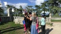 Alpes-de-Haute-Provence : inauguration de refuges LPO à Forcalquier