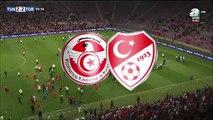 All Goals Tunisia 2-2 Turkey 2-2 résumé Tunisie 2-2 Turquie but Çağlar Söyüncü