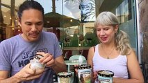 Ben & Jerrys Non Dairy Ice Cream Review: 4 Flavors