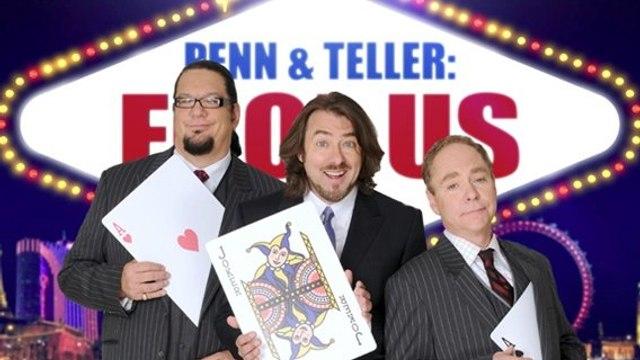Penn & Teller: Fool Us Season 6 Episode  3 [[S06E03]] Full Streaming Online