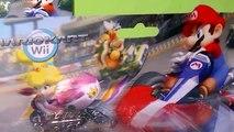 Juguetes de Super Mario Bros Mario kart new super Mario Bros toys 2016