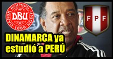 La Selección Peruana ya fue estudiada por DINAMARCA