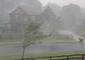 Heavy Rains, Strong Winds Batter Canton Neighorhood