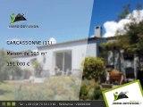 Maison A vendre Carcassonne 103m2 - CARCASSONNE