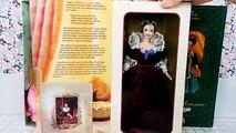 Frozen Elsa Barbie Dress Hallmark Special EditionバービードレスVestido de
