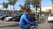 Arnold Schwarzenegger Recovers From Heart Surgery By Biking To Gold's