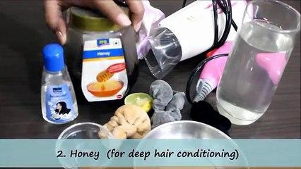 Hair Oiling Routine: Hair Growth Treatment | Hot Towel & Home Hair Spa _ superwowstyle