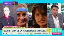 Luis Miguel sabe donde está su madre