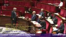 Défense de mon amendement visant à permettre au préfet d'interdire l'utilisation de foyers dans les zones couvertes par un PPA