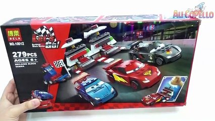 Конструктор и Гоночные машины Тачки - Игры Гонки и Трасса - Racing Sports Cars - Cars for Kids