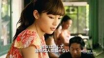 川口春奈、ハワイの海にザバーン!ドラマ「しろときいろ ~ハワイと私のパンケーキ物語~」予告映像