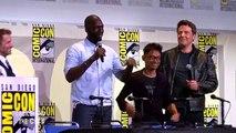 DC Comic Con Directors Ben Affleck, Patty Jenkins, Zack Snyder, David Ayer, Rick Famuyiwa, James Wan