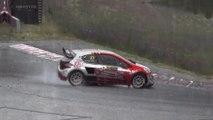 Peugeot 208 WRX - Rallycross - Hell Norway [DiRT Rally]