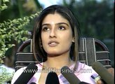 Raveena Tandon on Nana Patekar and film  Mustafa - I have two shades in the film