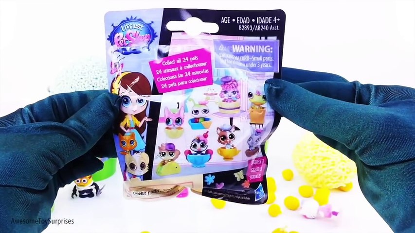 Disney Frozen Ice Cream Paw Patrol Clay Foam Snow Cone Play-Doh Dippin Dots Learn Colors Series