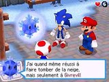 Mario & Sonic aux Jeux Olympiques dhiver DS / At The Olympic Winter Games - Mission 1