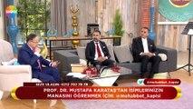 Prof. Dr. Mustafa Karataş ile Sahur Vakti 46. Bölüm - 31 Mayıs 2018