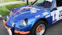 Orange : 106 coureurs au départ du rallye Orange-Ventoux Classic