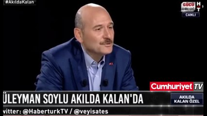 Süleyman Soylu'dan Berat Albayrak açıklaması: İkimiz de Trabzonluyuz