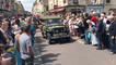 74e D-Day. Retour sur le défilé de véhicules anciens à Douvres