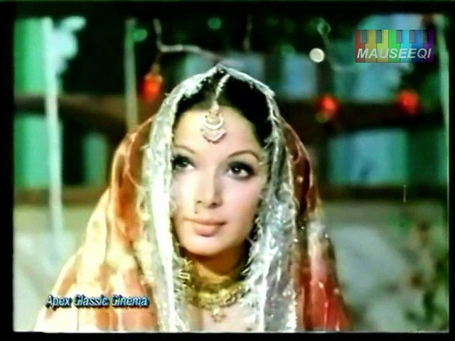 Dekh Kar Tujh Ko - Mehman - DvD Ghulam Abbas Solo Hits