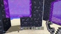 Minecraft: How To Make A Portal To Herobrine - Minecraft Portal To Herobrine!!!