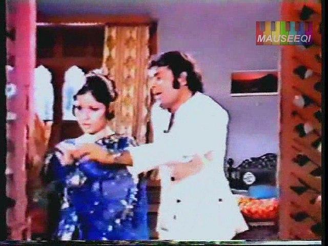 Jab Se iK LaRki Ne Seekha - Aag aur Aansoo - DvD Ghulam Abbas Solo Hits