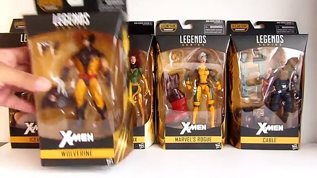 UNBOXING Marvel Legends JUGGERNAUT Toy Review Juguete Revisión en Español Jonathan Acero