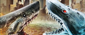 Mega Shark vs. Mecha Shark Film d'action entier en français (2018)