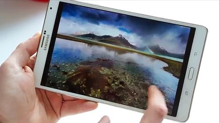 Обзор планшетника Samsung Galaxy Tab S 8.4 • iPhones.ru